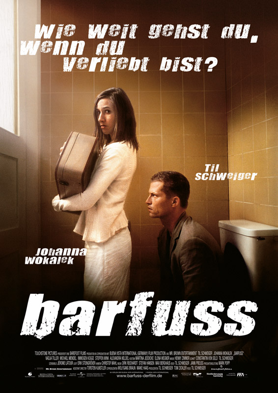 Film Poster-Barfuss