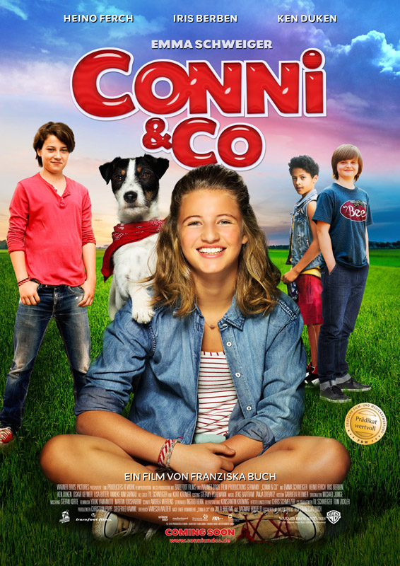 Film Poster-Conny&Co