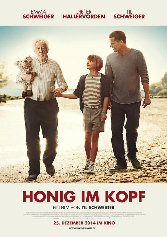 Film Poster-Honig_im_Kopf